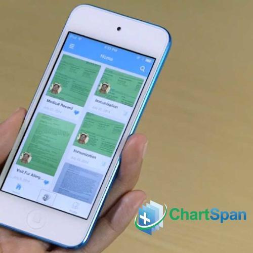 ChartSpan Healthcare Record
