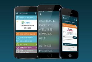 Maxwell Health insurance ID app