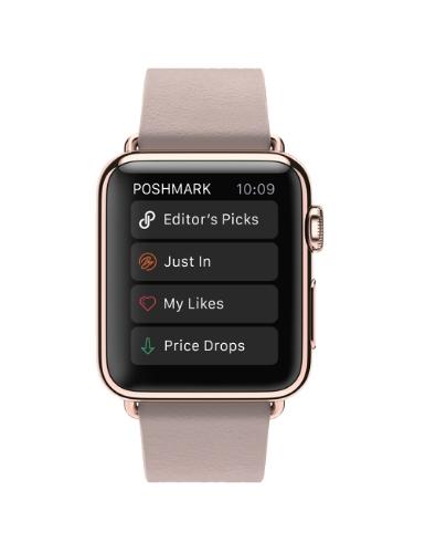 Poshmark Apple Watch Home