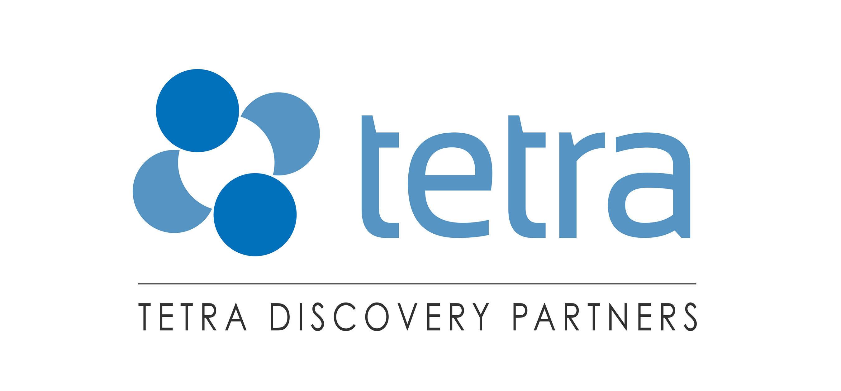 TETRA DISCOVERY PARTNERS LLC LOGO