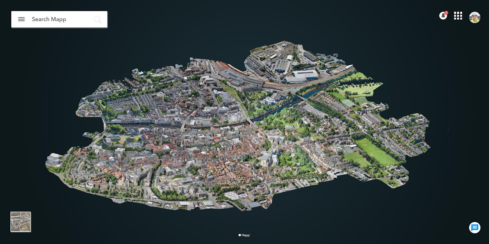 Mapp York Standard