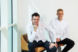 William Zeqiri and Nick Miller, Founders of Shedul.com and Fresha.com