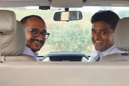 Revv co-founders Anupam Agarwal (left) and Karan Jain (right)