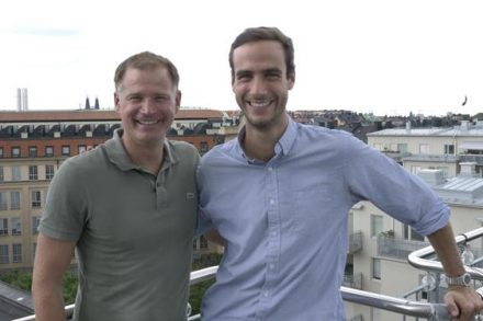 Mattias Malmstöm - CEO Mynewsdesk & Matthieu Vaxelaire - CEO & Co-Founder Mention