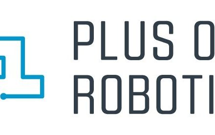 Plus One Robotics Logo