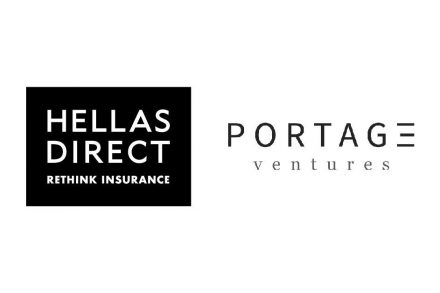 Hellas Direct and Portag3 Ventures Logo
