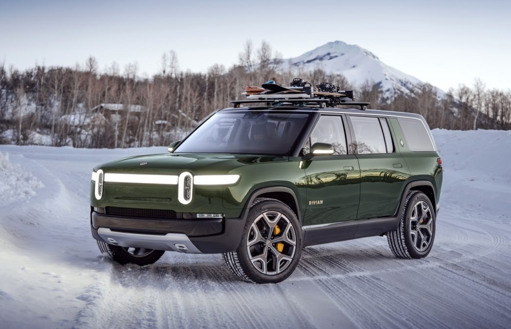 Electric Truck Maker Rivian Raises Another $2.5 Billion, Its Biggest Investment Yet