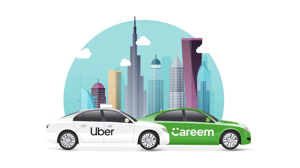 Uber-Careem