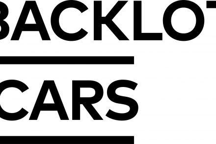 BacklotCars Black Logo