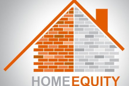Home equity sign
