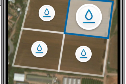 Irrigation - Drip zones_iPhoneX