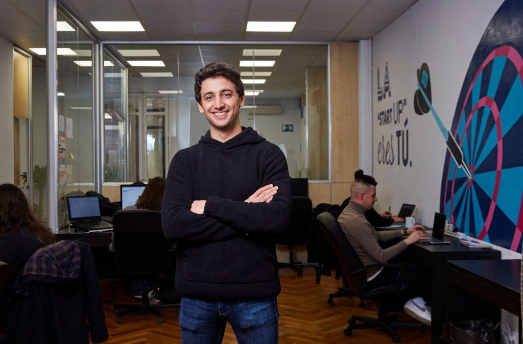 Alejandro Sáez CEO and founder of eGoGames
