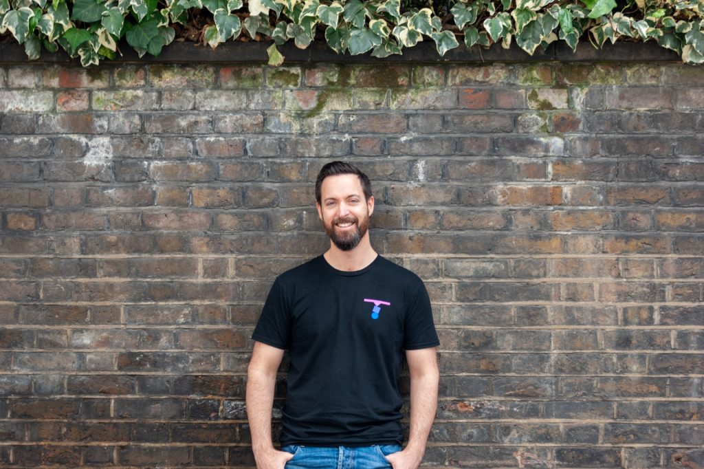 John Downie, co-founder and CEO of SteadyPay