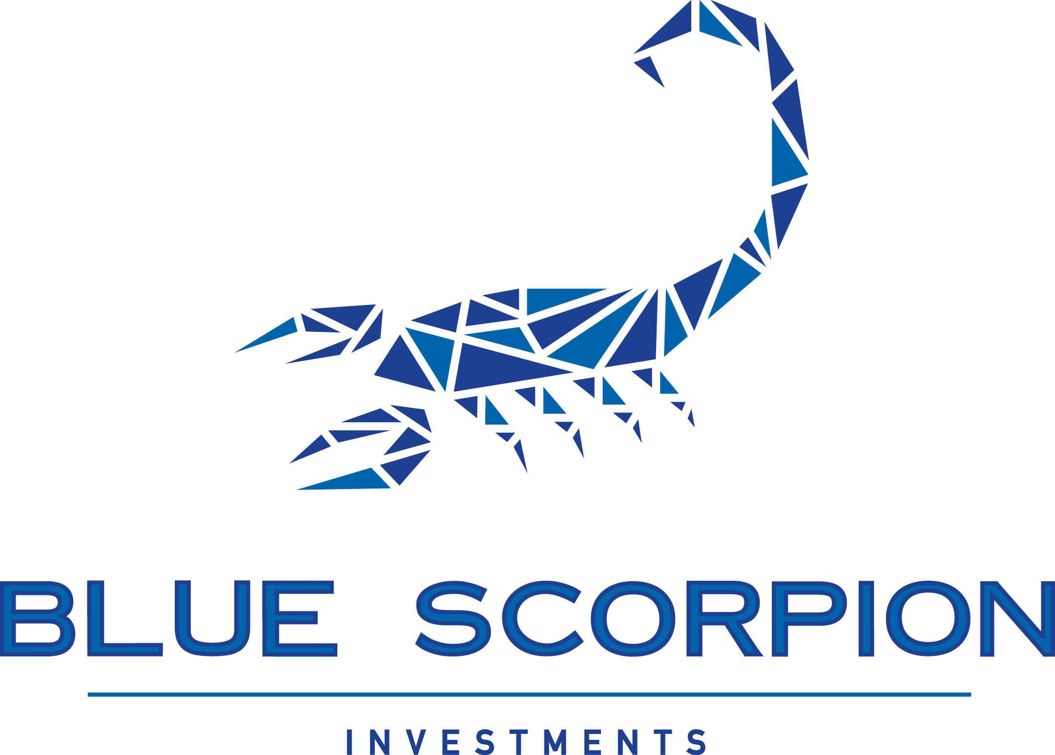 Blue Scorpion Logo