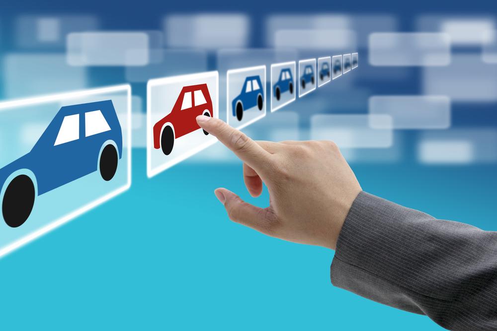 ecommerce cars