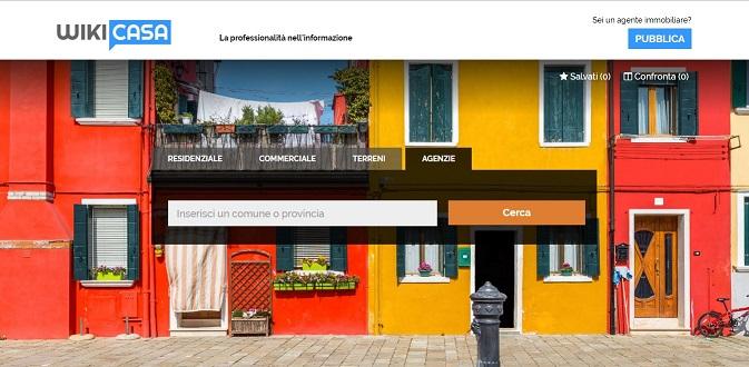 Wikicasa.it_homepage