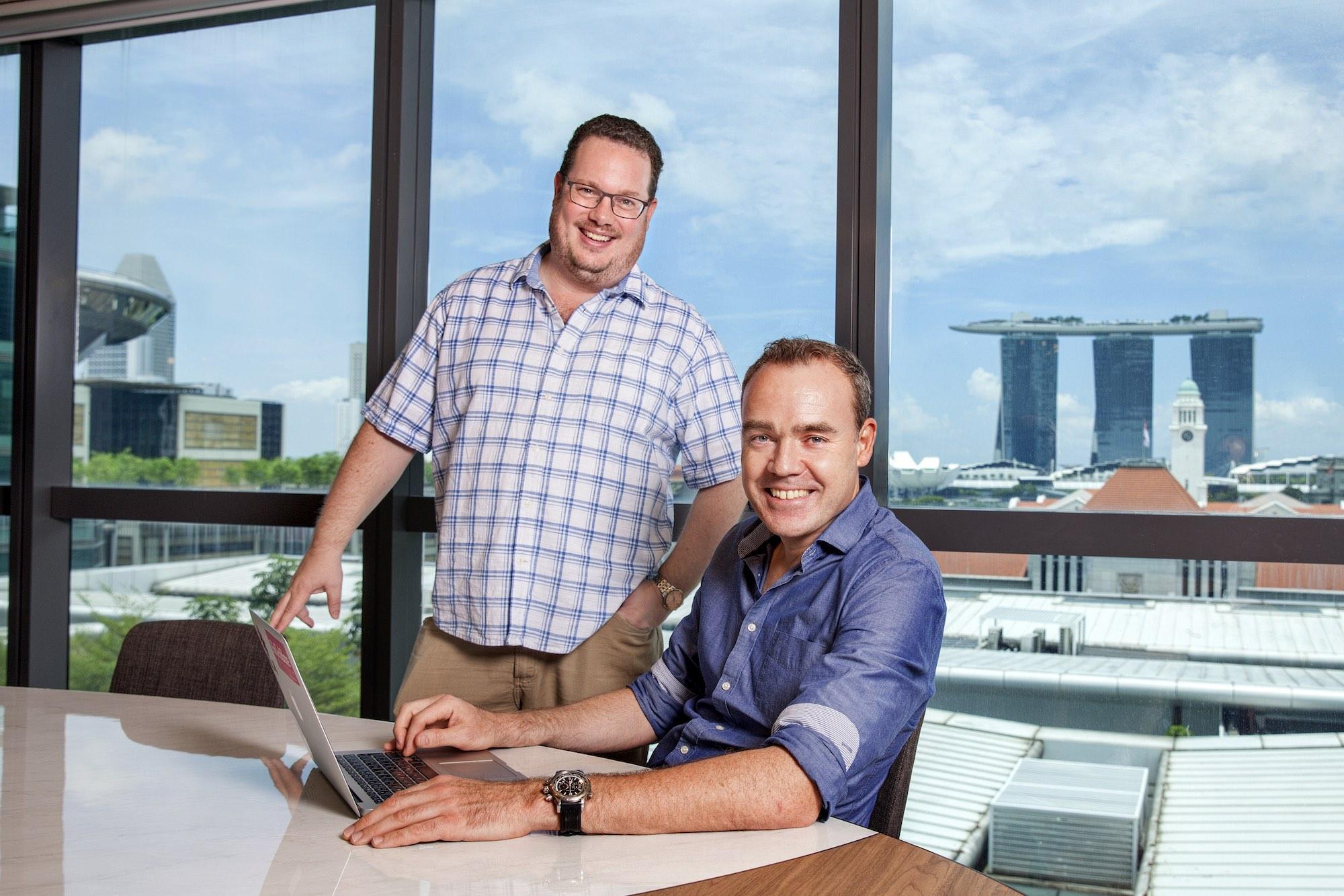 Michael Blakey William Klippgen - venture firm