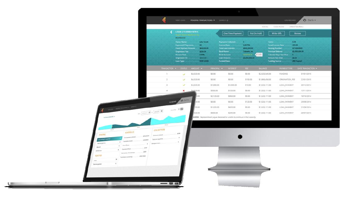 lendingfront-application
