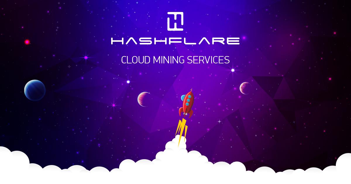 bitcoin mining hashflare