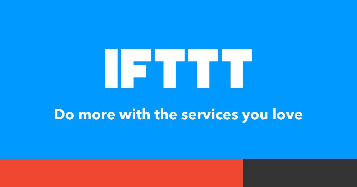 ifttt LinkedIn Marketing Tool