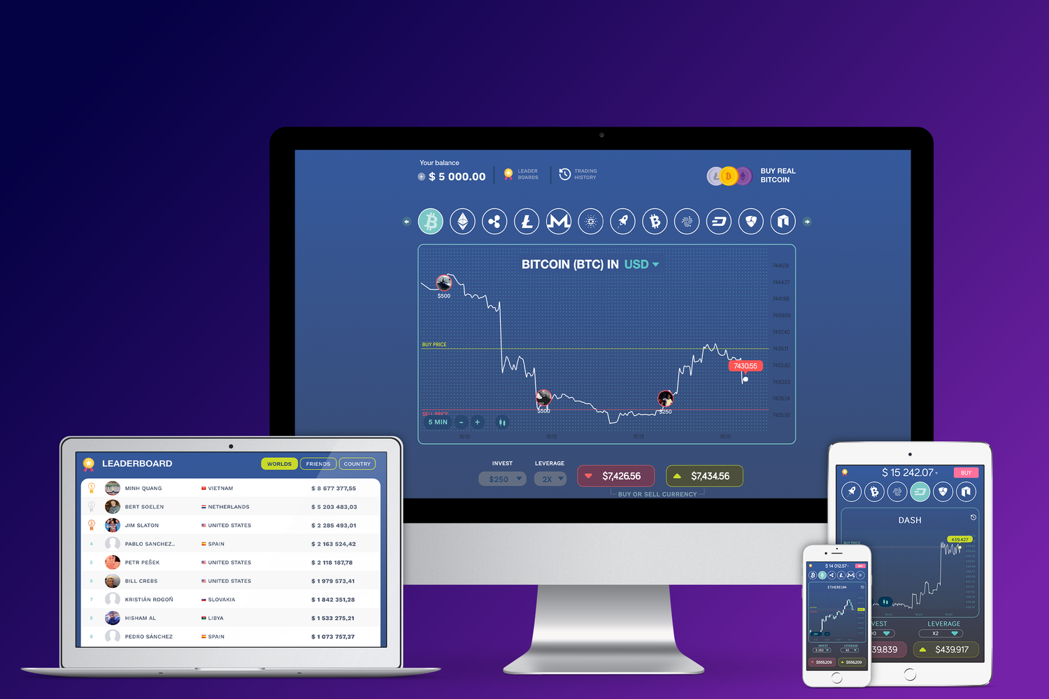best cryptocurrency trading simulator