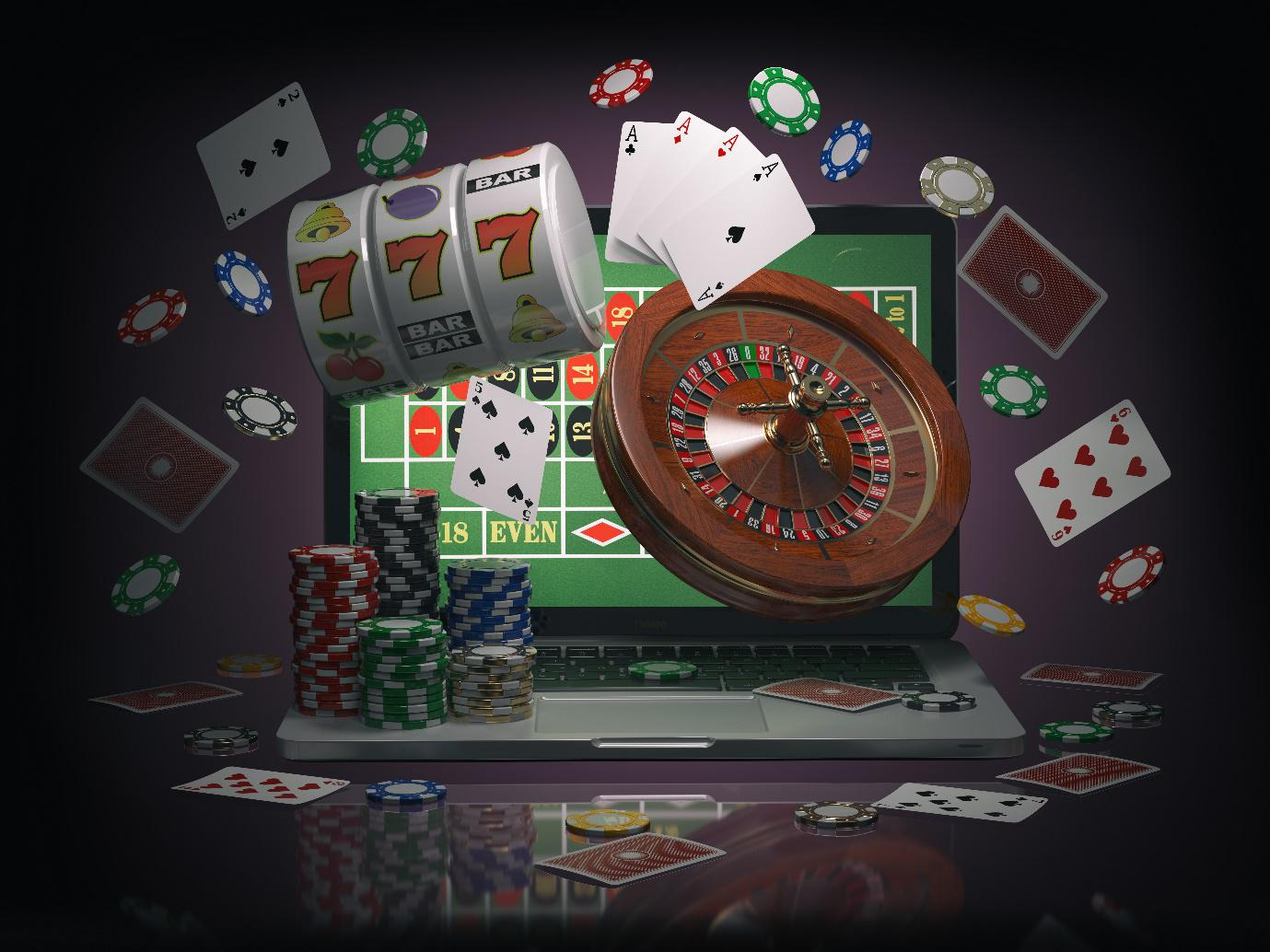 How Online Slots Are Helping The Gambling Industry Hit New Heights