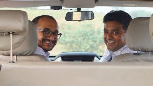 Revv co-founders Anupam Agarwal (left) and Karan Jain (right)