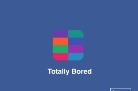 totally bored