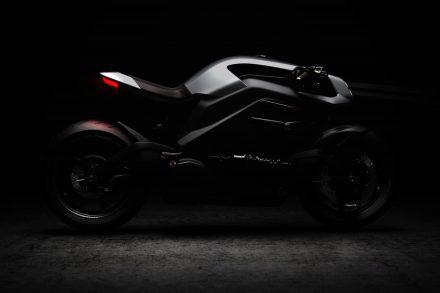 Arc motorbike right