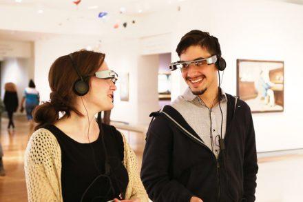 ARtGlass' augmented reality software