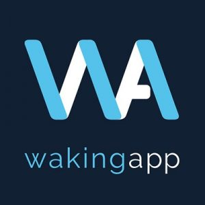 waking app