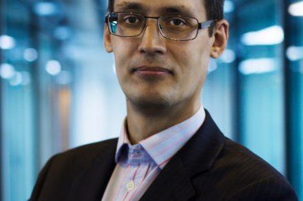 Alexander Selegenev, Executive Director, TMT Investments PLC