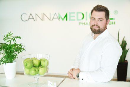 David_Henn Cannamedical Pharma