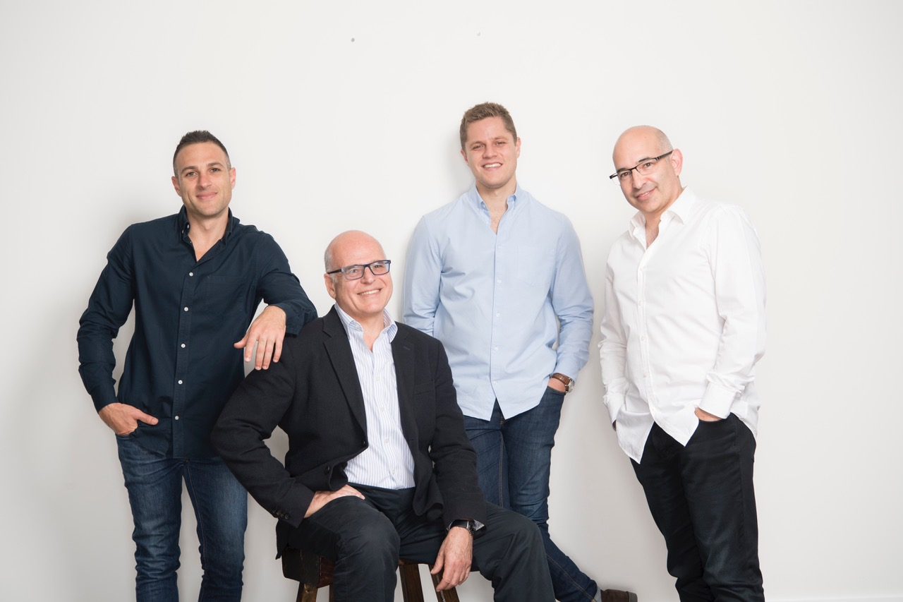 EVP team left to right - Daniel Szekely, Les Szekely, Justin Lipman, Howard Liebman