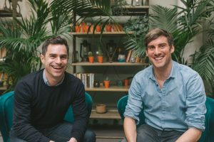 Paul Surtees and Ollie Maitland, co-founders of Capitalise