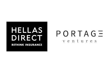 Hellas Direct and Portag3 Ventures Logo