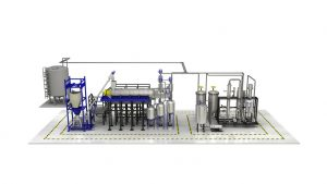 Precision KPD Series - Industrial Hemp Extraction Plant