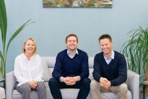 Kirsty Burnham - Head of Property, Tom Scarborough - Founder, Jonathan Butt - Chief Marketing Officer