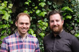 Credit Kudos Co-founders Freddy Kelly and Matt Schofield