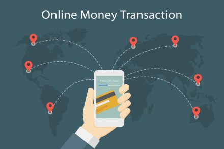 online money transaction