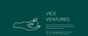 vice ventures