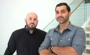 Edge Delta co-founders Ozan Unlu (CEO) and Fatih Yildiz (CTO)