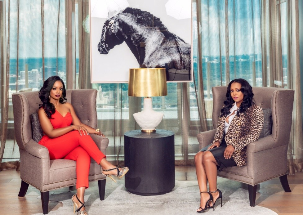 Fearless Fund- Arian Simone and Keshia Knight Pulliam