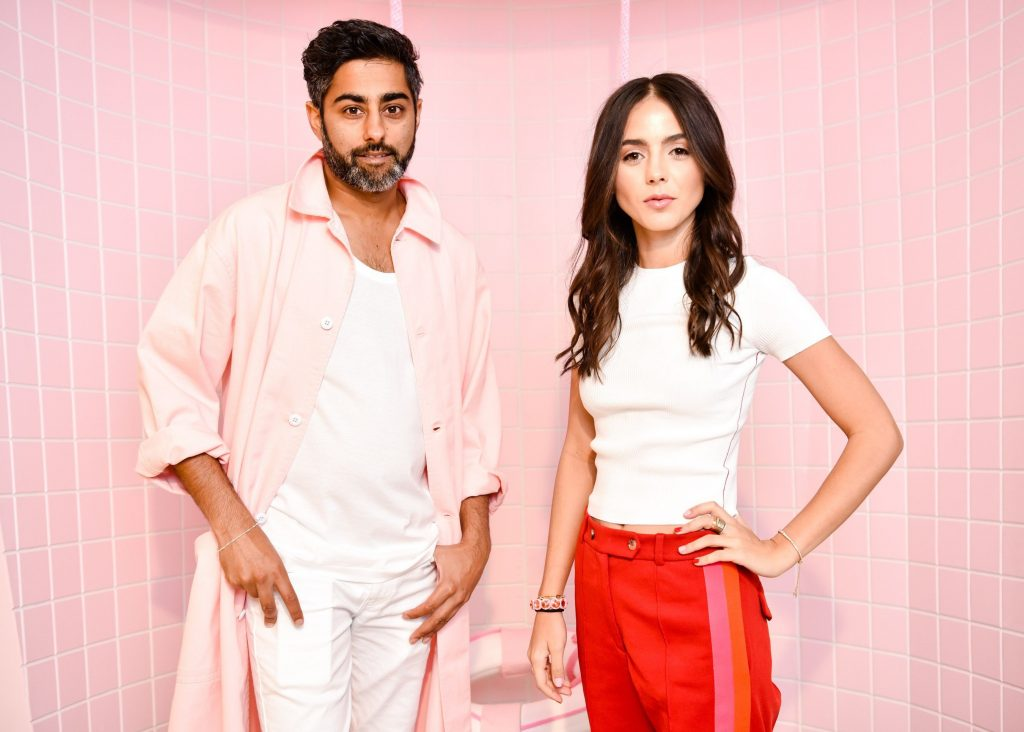 Founders of Museum of Ice Cream, Maryellis Bunn and Manish Vora, launch Figure8, an experience-first development company