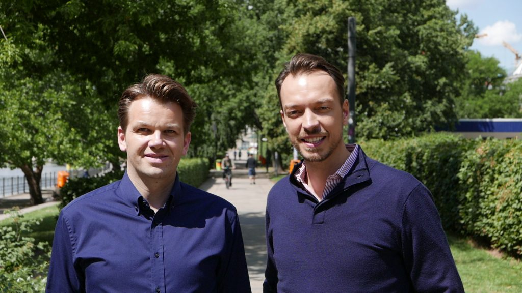 Dr Gandolf Finke and Dr Jan Simon Raue