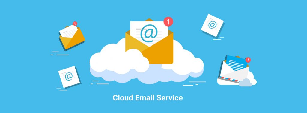 cloud email service