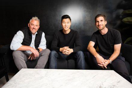 Andro Randonich, Ken Chong, and Matt Sawchuck