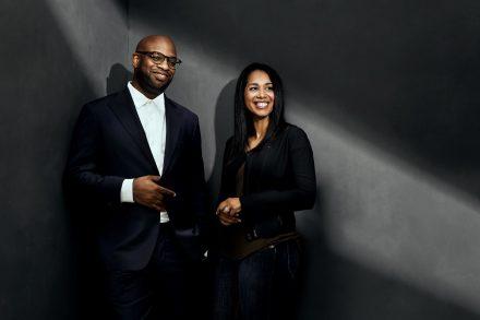 Lightship Capital General Partners Brian Brackeen and Candice Matthews Brackeen