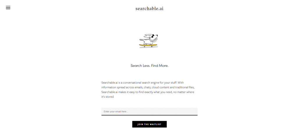 searchable