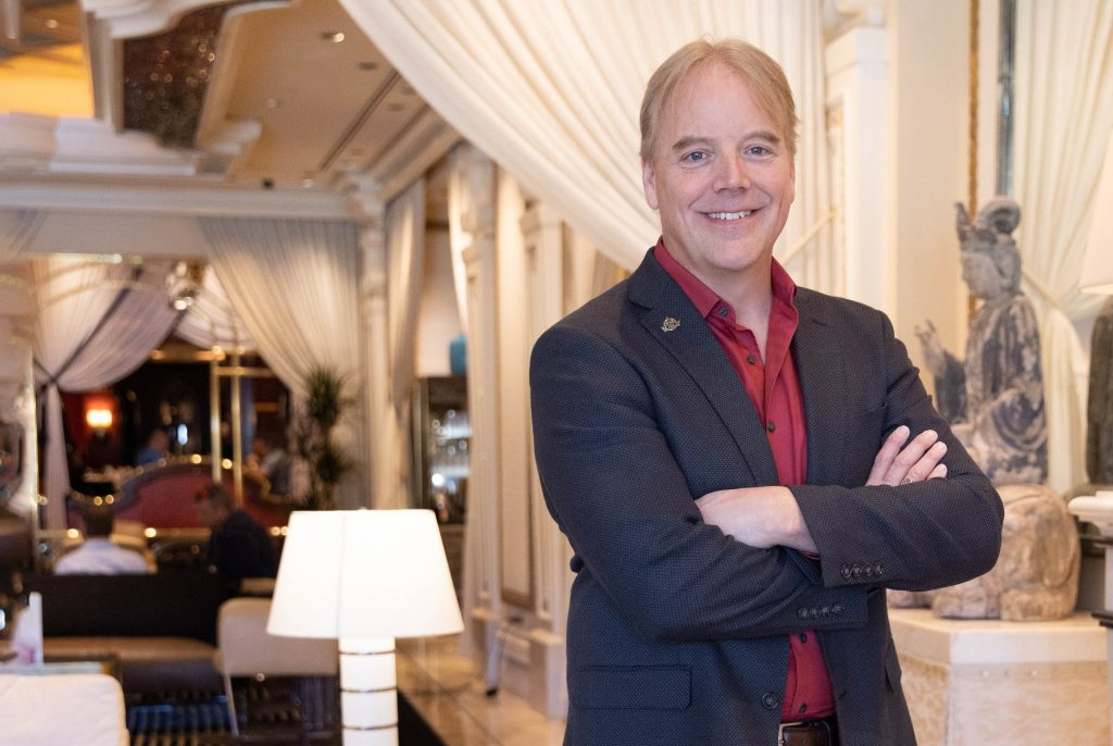Dean Nelson, CEO of Virtual Power Systems